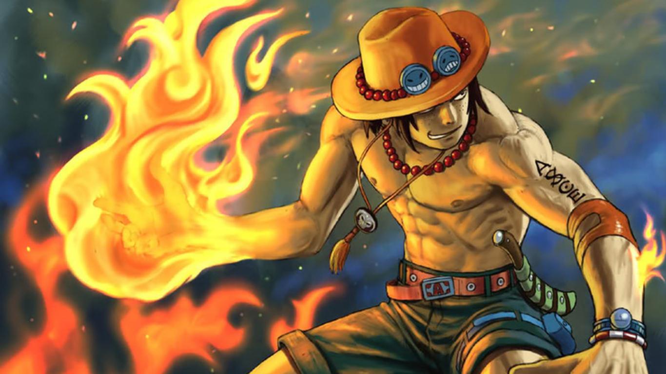 One Piece Ace Quotes. QuotesGram