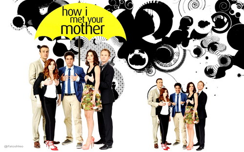 How I Met Your Mother Обои