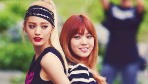 Lizzy and Nana