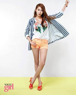 UEE AFTER SCHOOL - Vogue Girl Magazine June Issue '13