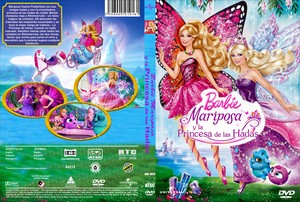 Barbie mariposa 2 dvd latino