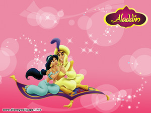 Aladdin And jasmijn