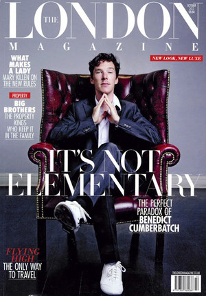 Benedict's Magazine Covers