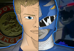 Billy Cranston Blue Ranger (without glasses)