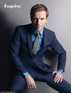 Damian Lewis// Eaquire Magazine