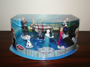 Frozen Figurine Playset