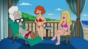 Max Jets(Roger) Gina and Francine