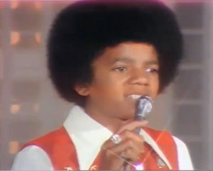Michael Performing At The 1973 Academy Awards