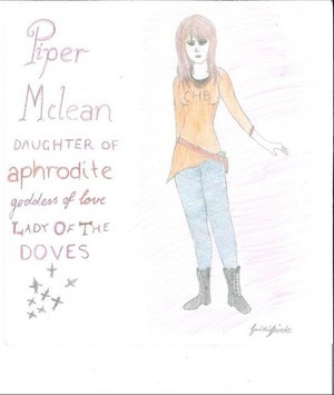 Piper Mclean, Daughter of Love