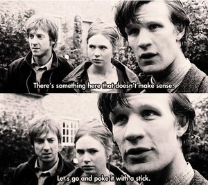 The Doctor, Amy and Rory :)