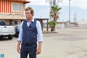 The Mentalist - Episode 6.01 - The Desert Rose - Promotional foto's