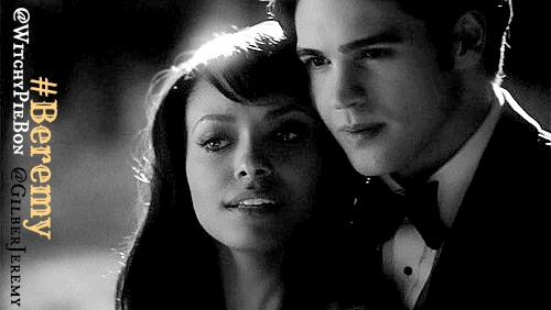 Top TV Ships: Jeremy Gilbert and Bonnie Bennett; The Vampire Diaries