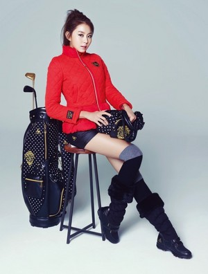 UEE (After School) - Le Coq Sportif (Golf Collection)
