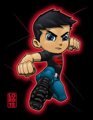 Young Justice- Superboy