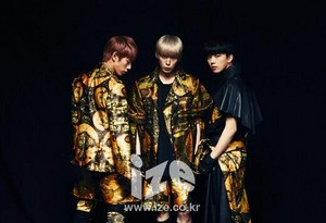 B.A.P for Ize