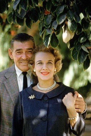 Clark and his wife, Kay