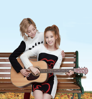 Dandyu for Lotte Department Ads