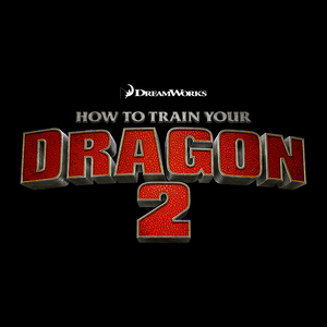 How To Train 你 Dragon 2 Official Logo
