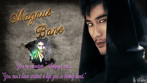 Magnus Bane Wallpaper