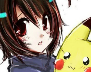 pikachu and Me