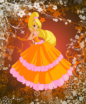 Stella Harmonix Dress.