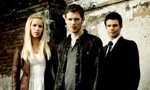 The Vampire Diaries & The Originals - Season 1 Promo Picture