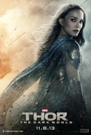 Thor: The Dark World Poster - Jane Foster