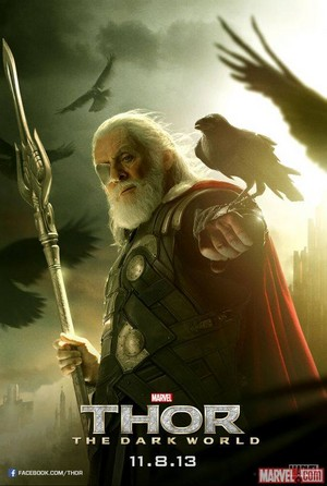 Thor: The Dark World Poster - Odin