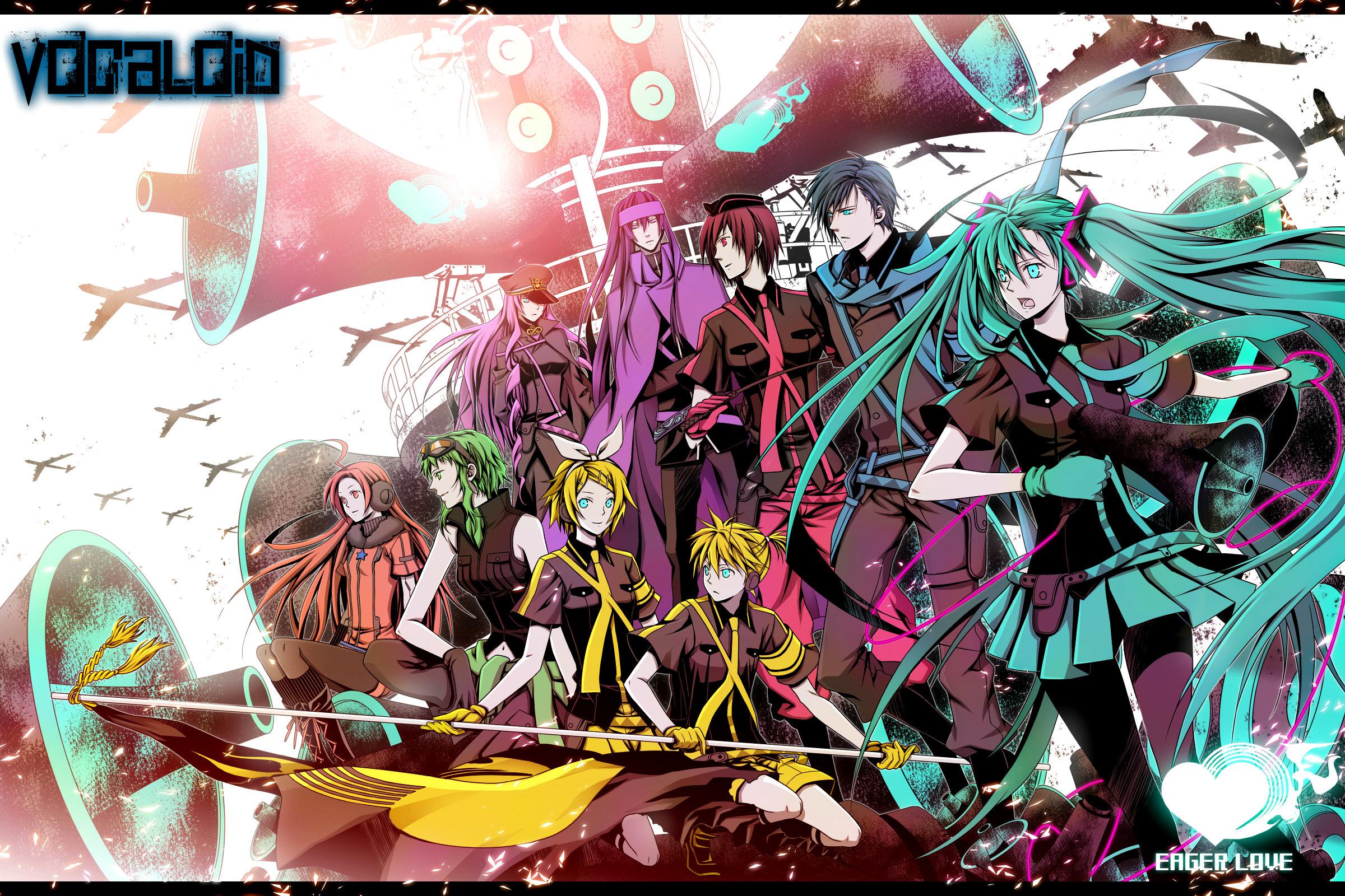 Vocaloid Love Is War Vocaloid Fan Art 35502316 Fanpop