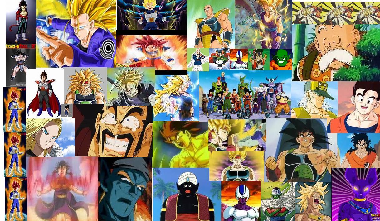 Wallpaper That I Made Dragon Ball Z Photo 35513854 Fanpop