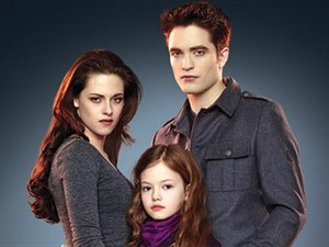 Cullen family & Jacob