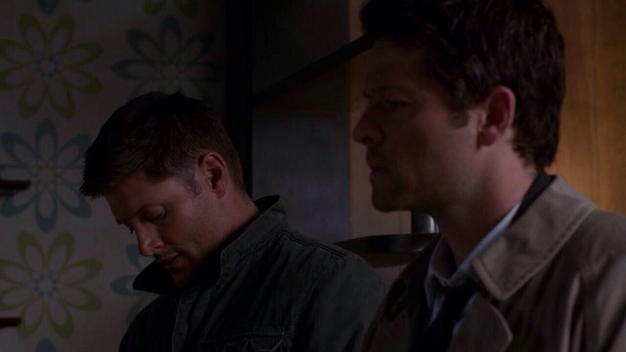 Dean and Castiel ❤
