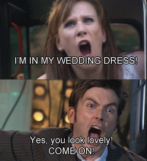 Doctor Who :)