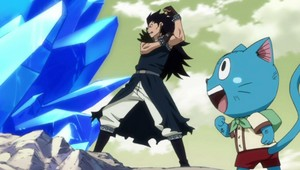Gajeel & Happy