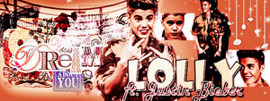 Justin bieber lolly <3 hot :*