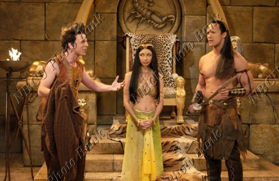Scorpion King Family