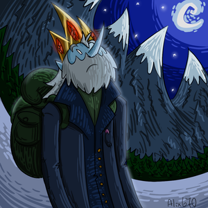 Simon the Ice King