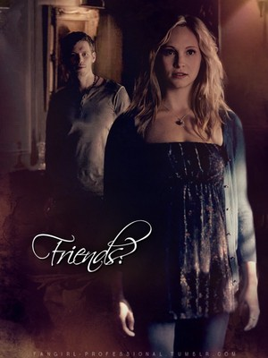 THE BIGGER PICTURE Klaus and Caroline 4x18