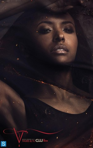 The Vampire Diaries - Season 5 - New Poster - Bonnie