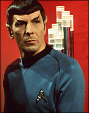 lovely Spock