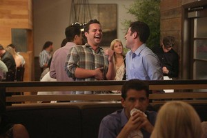 "Behind the Scenes fotos from NEW GIRL: ""Double Date"""