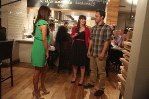 "Behind the Scenes Photos from NEW GIRL: ""Double Date"""