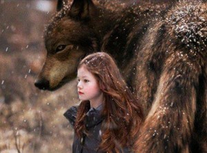 Jake & Renesmee