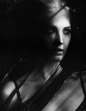 Candice Accola - The Vampire Diaries Season 5 Promo Poster