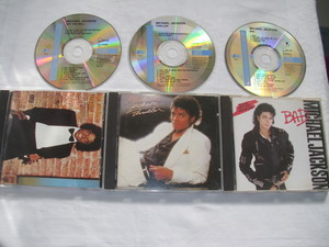 Michael's Classic Recordings On C.D.
