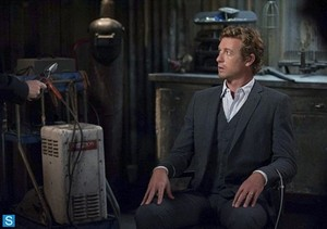 The Mentalist - Episode 6.04 - Red Listed - Promotional mga litrato