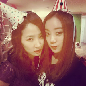 WG's Yubin celebrates birthday with YeEun, Lim, SunMi, Miss A and more!