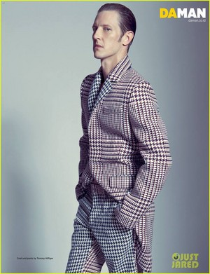 "Gabriel Mann: ""DaMan"" Magazine! 2013 October/ November 2013"