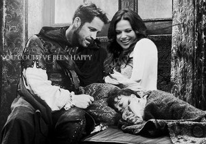 **•Gina, Robin & Roland's Happy Ending <3•**