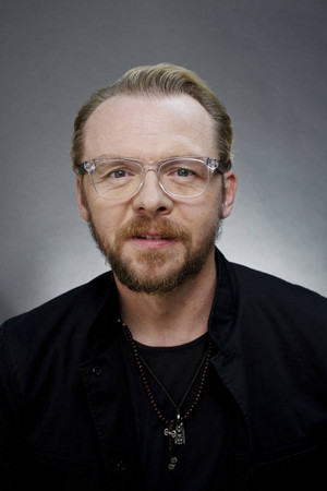 2013 08 28 - london - Simon Pegg for ' The Times ' oleh David Bebber